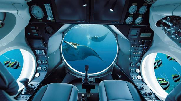 GSE-trieste-VAS-525/60-best-personal-submarines