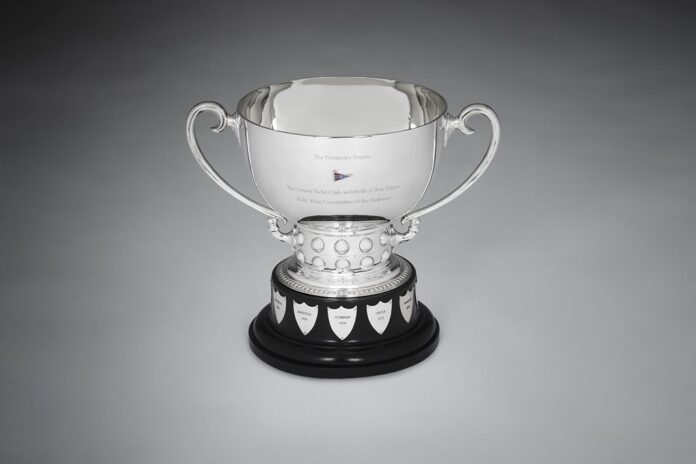 Gstaad Yacht Club Centenary Trophy