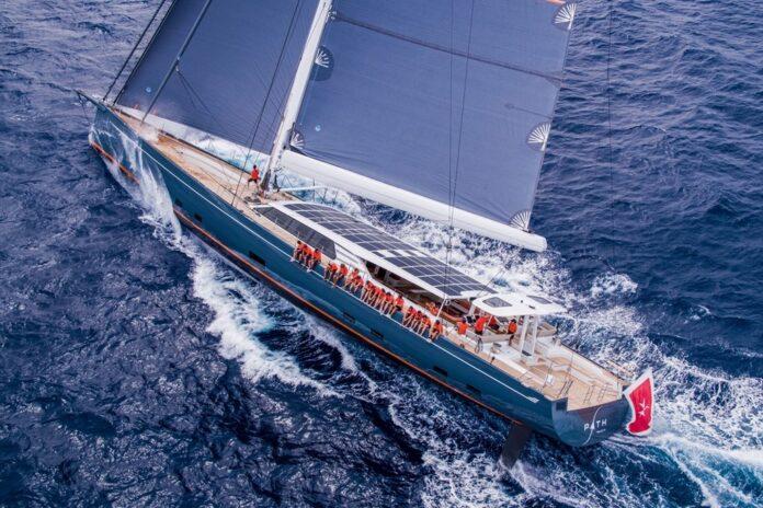 Baltic Yachts: Path